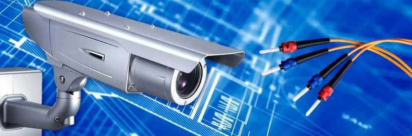 установка видеонаблюдения в красногорске