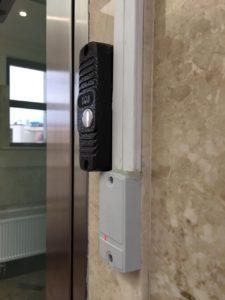 Установка домофонов в Истре под ключ